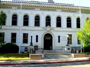 El Dorado County Courthouse- (medium sized photo)